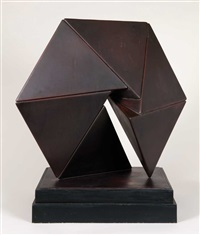 bronze hex by arthur silverman
