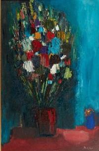 bouquet de fleurs by pierre bosco