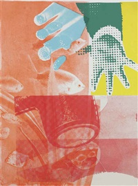 for love, from 11 pop artists, volume iii by james rosenquist