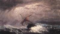 navegando con temporal by raphael monleon y torres