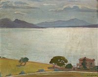 greek landscapes by dimitris yioldassis