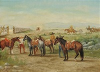 rumbo al corral by ernesto icaza