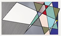 imperfect, from imperfect series by roy lichtenstein