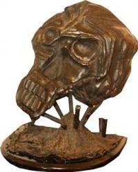 cráneo by alejandro santiago