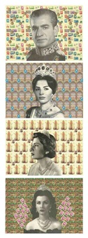 the shah and his three queens (from the fairytale icons series)(in 4 parts) by afsoon