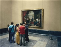 museo del prado 3, madrid by thomas struth