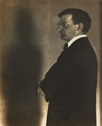 alfred kreymborg by margrethe mather