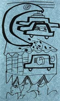 bodensatzbuch xvi (bk w/16 works) by wolfgang henne