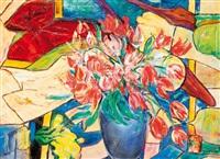 vase de tulipes by querval
