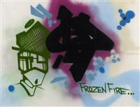 frozen fire by dondi white