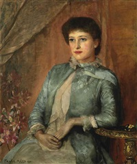 lillie langtry by george frank miles