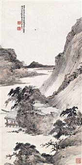 柴门临水稻花香 by xiao junxian