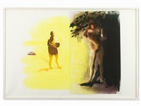 inner tube (from four aquatints) by eric fischl