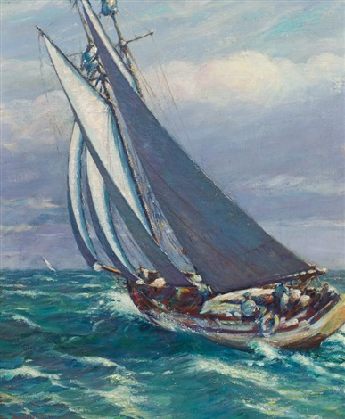 yachting by reynolds beal