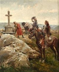 la cruz del término by eugenio lucas villamil
