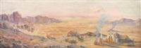 le campement by m. p. ausoli