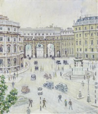 admiralty arch by evelyn abelson