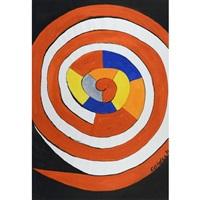 grande spirale by alexander calder