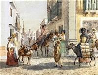 veracruz by johann-salomon hegi