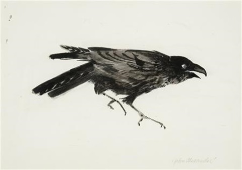nevermore by john alexander