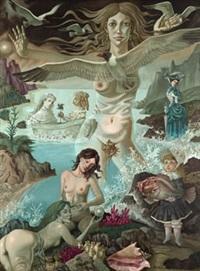 nacimiento de venus by celedonio perellon