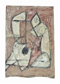abstraction by arshile gorky