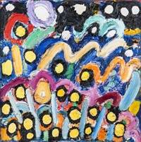waterfront by gillian ayres
