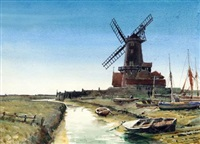 cley mill by arthur charles fare