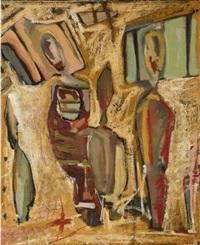 composition abstraite by endre nemes