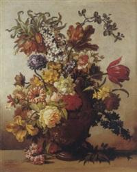 bouquet de fleurs by charles cabau