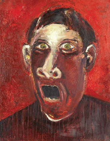 artist in hell by john alexander