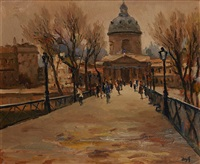 l'institut de france by marcel dyf