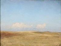 landscape by julius paulsen