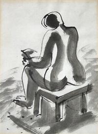 a nude by atanas yaranov