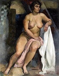 desnudo by héctor basaldúa