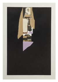 untitled 54-5 by louise nevelson