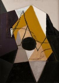 composition abstraite by jean piaubert