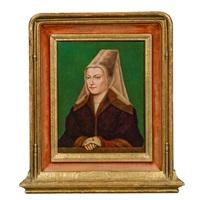 porträt einer dame by hans memling