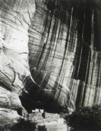 white house canyon del chelly/arizona by peter gasser