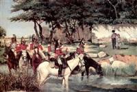 dragones de napoleón by josé aguado y guerra
