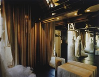 emanuel ungaro, paris, france, 22 september, from haute couture fitting rooms by jacqueline hassink