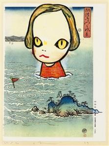artwork by yoshitomo nara