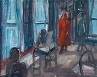 im café by georg eisler