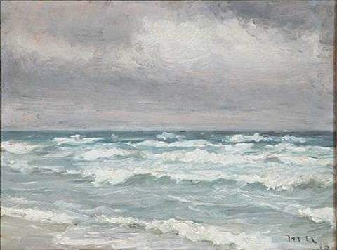 skagen by michael peter ancher