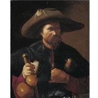 saint james the great by georges de latour