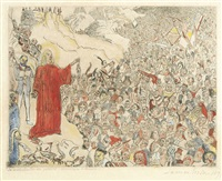 la multiplication des poissons by james ensor