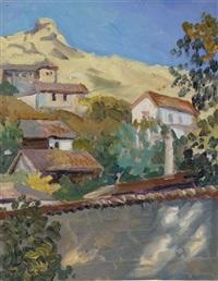 bakhchisarai by serguei ivanovitch lobanoff