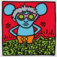 Keith Haring And Andy Warhol Artnet