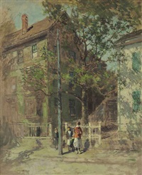 gloucester by paul cornoyer