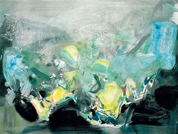 oceanic vision by chu teh chun